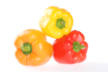 Vegetables, Bulgarian Pepper